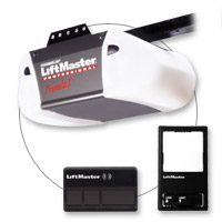 Garage Door Openers Liftmaster Chain Drive Trolley And